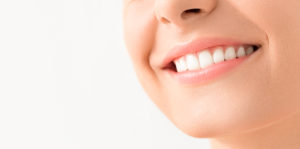 Beautiful smile young woman with white teeth - dentist West Jordan, UT/family dentist West Jordan