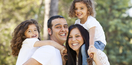 happy family - dental services South Jordan, UT